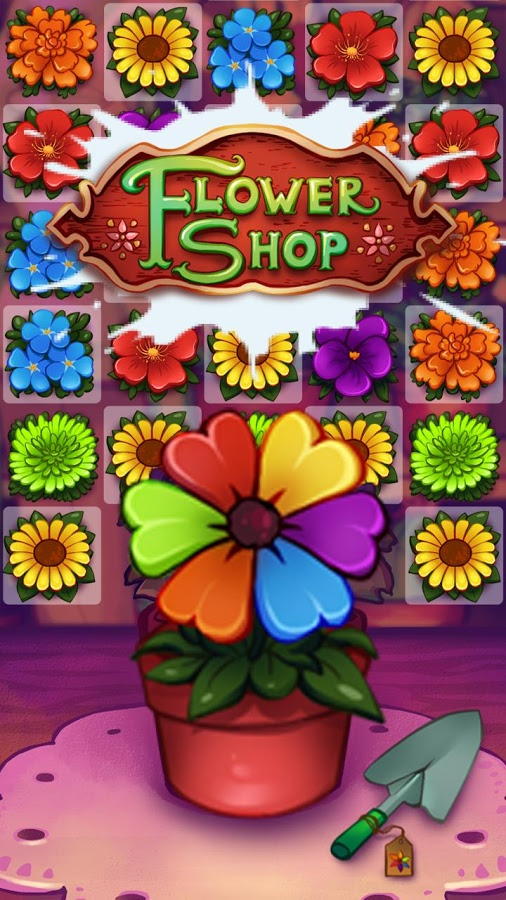 Blossom Jam: Flower Shop Screenshot #2