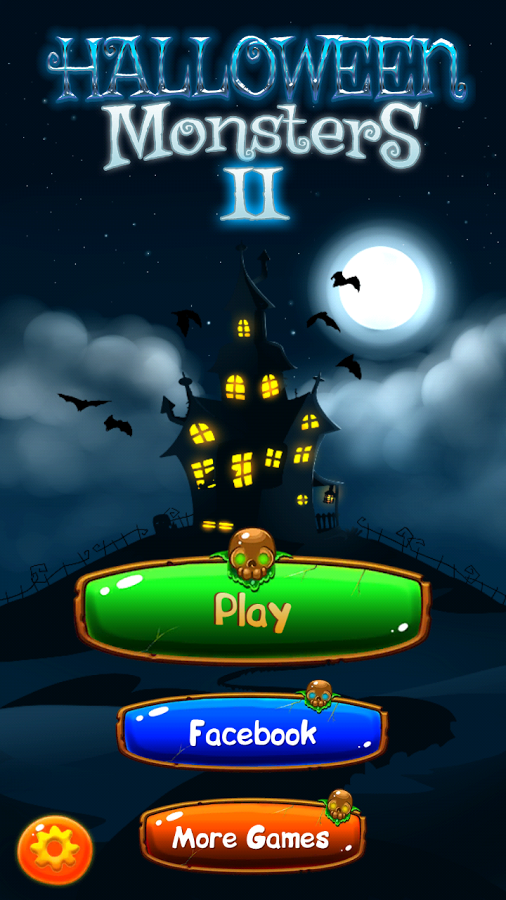 Halloween Monsters II: Match 3 Screenshot #5