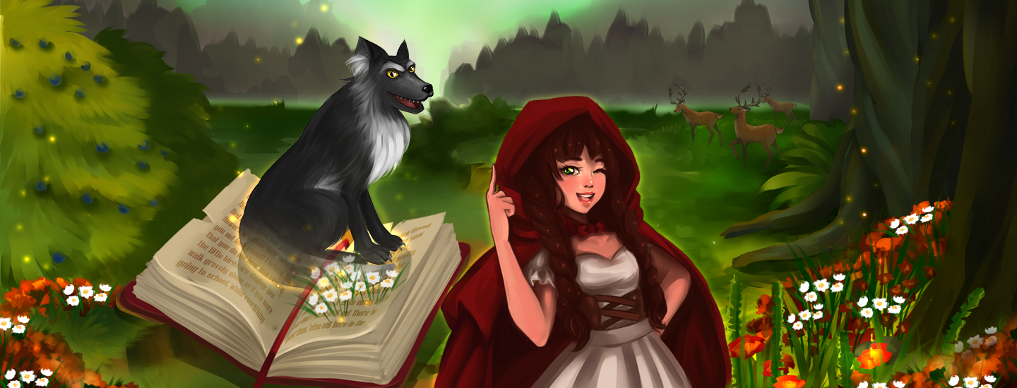 Red Riding Hood: Match & Catch