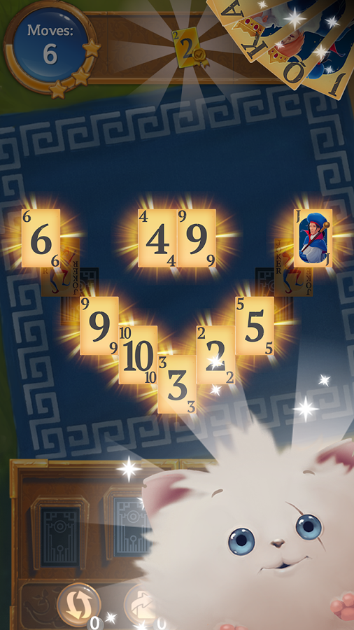 Solitaire Adventures Card Game Screenshot #2