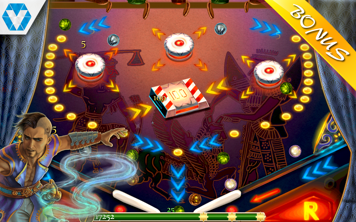 Arabian Nights: Bubble Shooter Screenshot #2