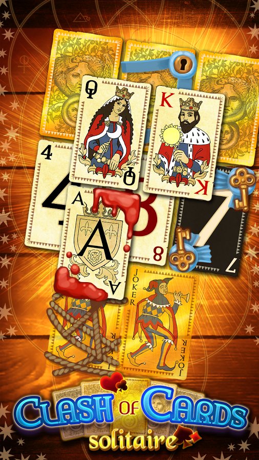 Clash of Cards: Solitaire Screenshot #6