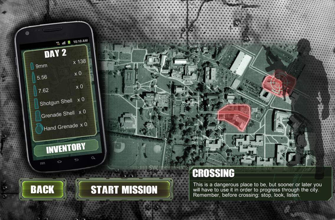 Modern War – Heroes of Combat Screenshot #2